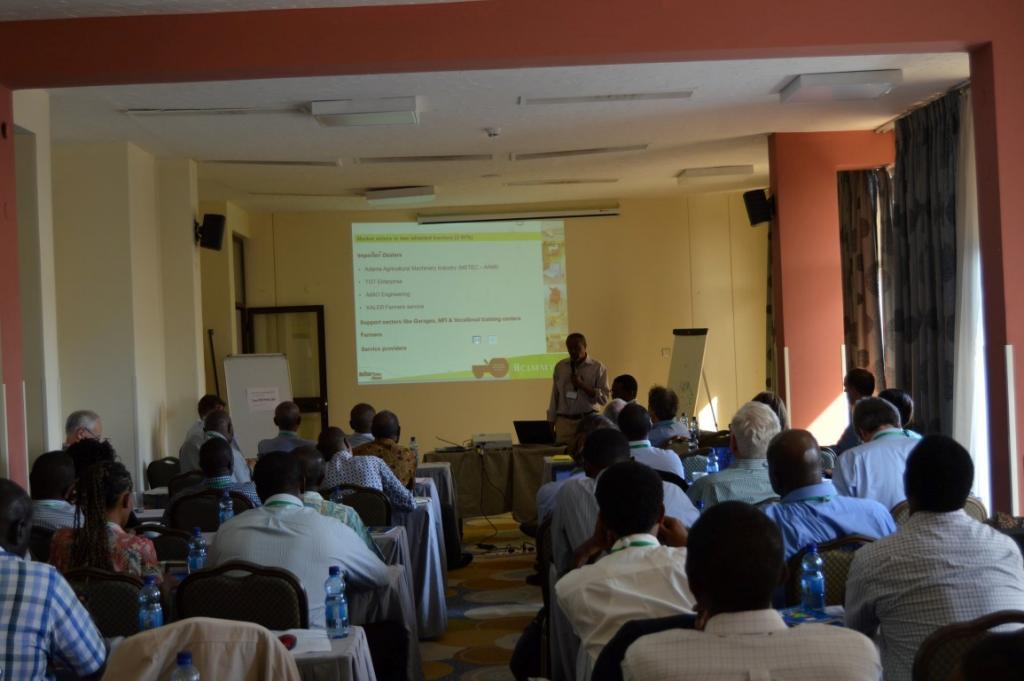 The 2nd Review and Planning meeting -Hawassa
