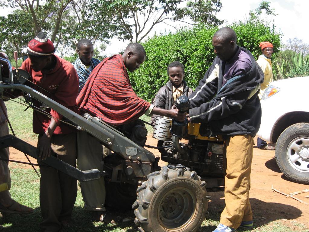 FACASI Mbulu Site